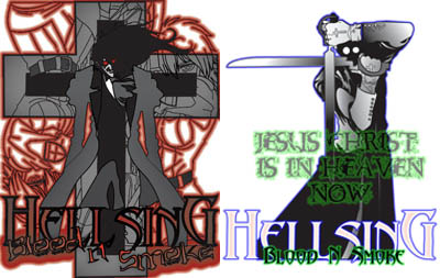 Hellsing RP. Awesome...